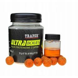 TRAPER Ultra 16mm/100g+ dip tutti- frutti