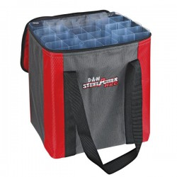 DAM SteelPower Red Pilker Bag L 25x17x27cm