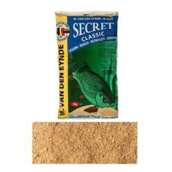 Secret, schwarz 1kg (must)