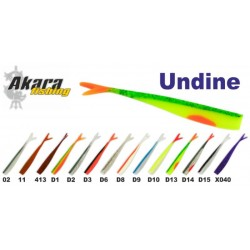 «Undine» (115 mm, color D14, 4 item)