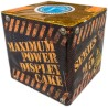 MAXIMUM POWER DISPLAY CAKE 25 SHOTS