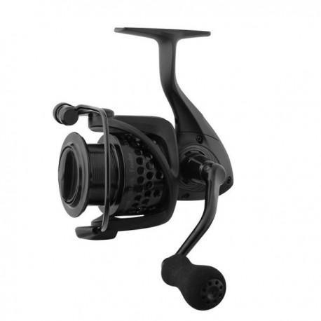 Okuma Custom Black Feeder CLX-40F 7+1bb Al spool