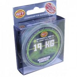 WFT GLISS chartreuse 150m 11KG 0,18mm