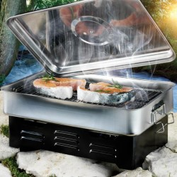 DAM Smoke Oven Deluxe Large 43x27x20cm