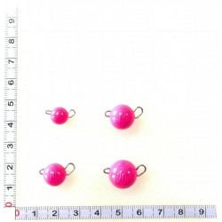 Tungsten Cheburashka Pink 7g