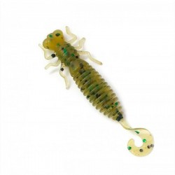 FANATIK Eatable «Larva Lux 2,0» (50 mm, colour 005, 8 item)