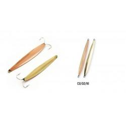 «3-Edge» B2 (70 mm, 11 g, color: CU/GO/NI)
