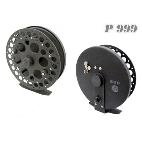 Centrepin reel «P» -999 (diam. 90/125 mm)