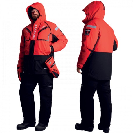 Alaskan Winter suit Cherokee red/black M