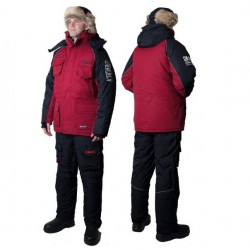 Winter suit RussianMission 2 red/black M
