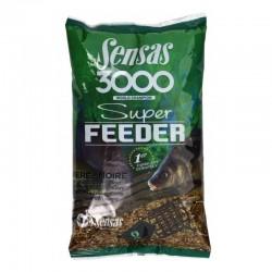3000 Super Feeder River Black 1 kg